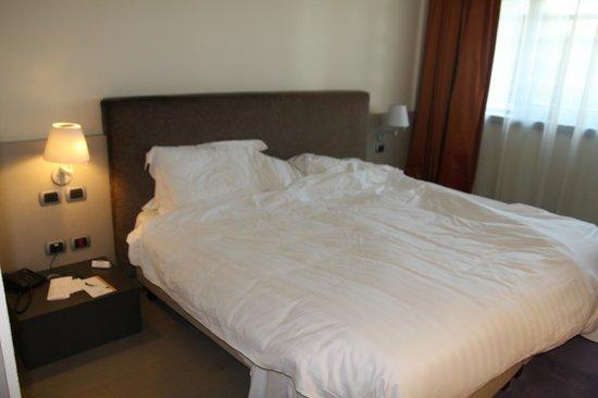 UNA Hotel Modena: Bed