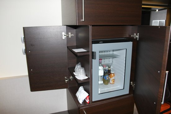 UNA Hotel Modena: Minibar