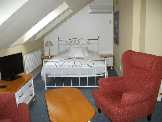 Hotel Julian: 5th floor room