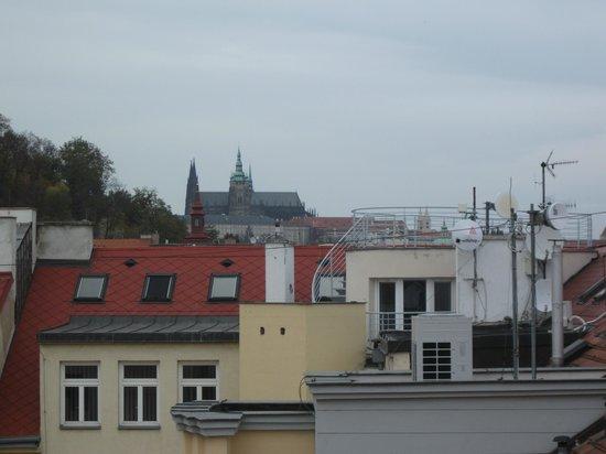 Hotel Julian : View from roof terrace