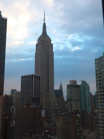 Holiday Inn NYC - Manhattan 6th Avenue - Chelsea: View from my room