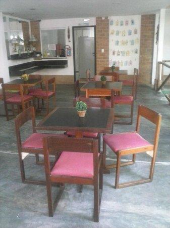 Aju Hostel e Pousada: Dependências