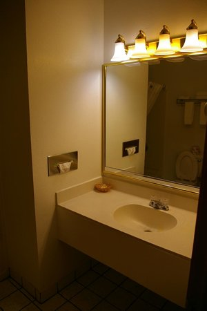 Comfort Inn Near Grand Canyon: salle de bain