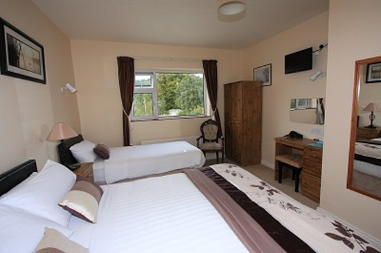O'Mahony's Bed & Breakfast: Bedroom