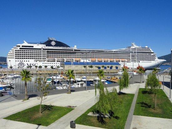 Hotel Compostela: Muelle de Trasatlánticos