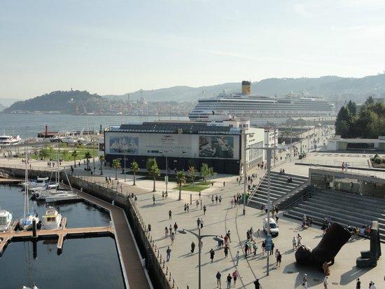 Hotel Compostela: Puerto Deportivo