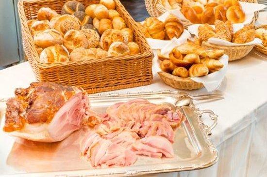 Hotel Linde: Frühstück