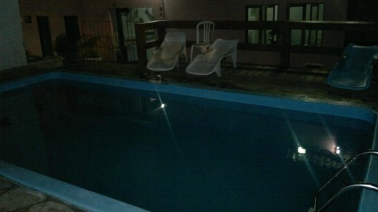 Bahiabacana Hotel: Pileta