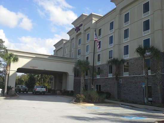 Hampton Inn Jacksonville East Regency Square: Hampton Inn