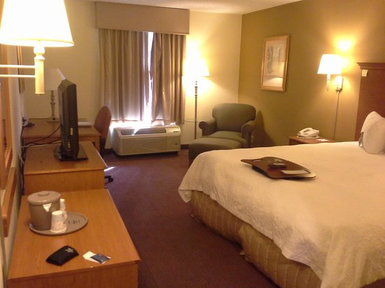 Hampton Inn Jacksonville East Regency Square: bedroom
