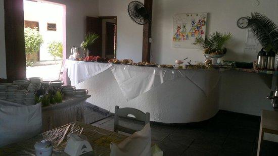Bahiabacana Hotel: Comedor