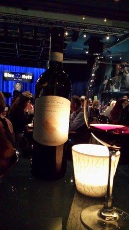 Blue Note Milano: Vino rosso + grande jazz = serata magica