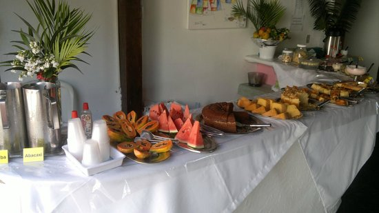 Bahiabacana Hotel: Desayuno !!!!
