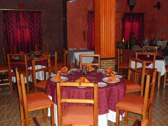 Restaurant KASBAH SIDI MANSOUR : Un super tagine