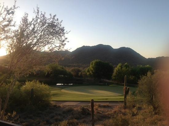 Quintero Golf Club: hole 13