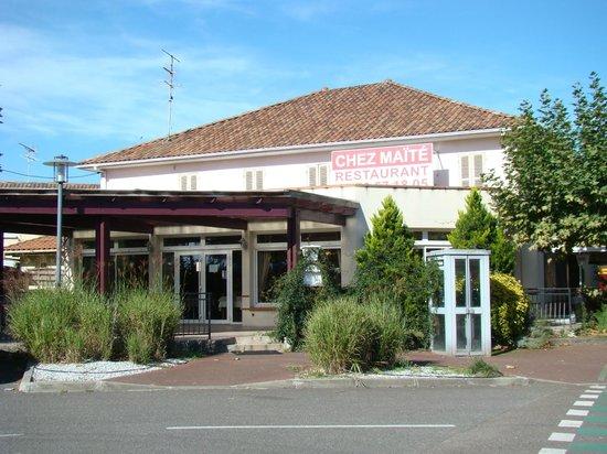 Rion-des-Landes, Frankrijk: Chez Maïté