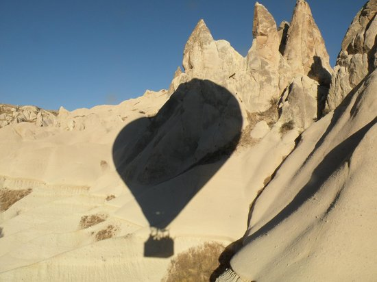 Rock Valley Tours: Butterfly Hot Air Balloon Ride