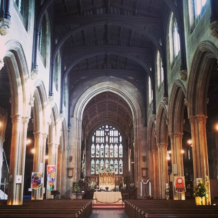 Croydon Minster (England): Address, Church & Cathedral