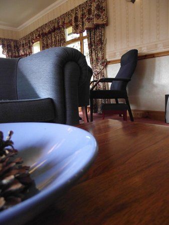 Lovat Lodge Hotel: Main Lounge