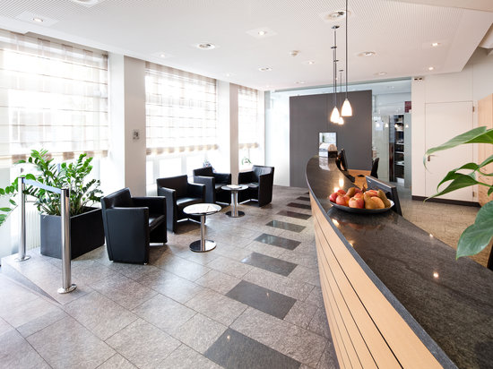 Hotel Basilea: Lobby