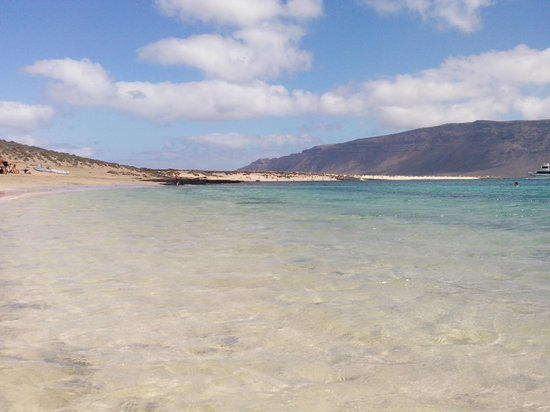 Islas Graciosa : Graciosa, spiaggia