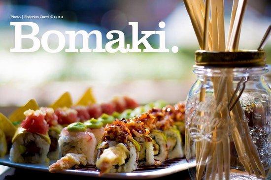Bomaki Sempione: Bomaki rolls