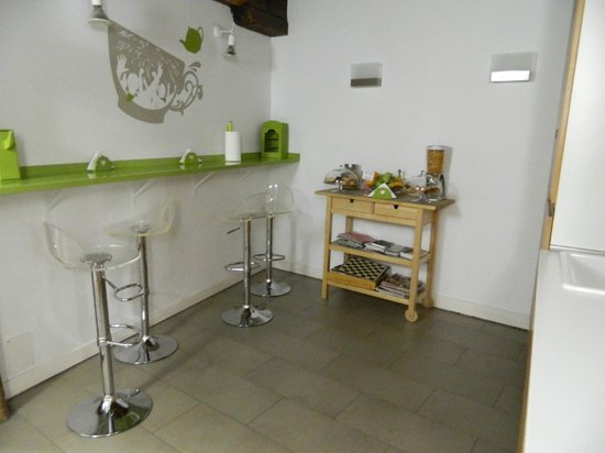 AliciaZzz Bed & breakfast bilbao: La cucina