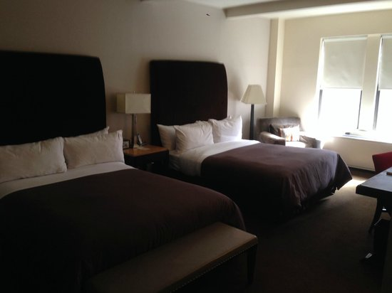 The Court – A St Giles Hotel: Large rooms