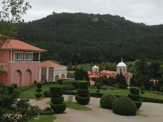 Penha Longa Resort: Beautiful Ritz property