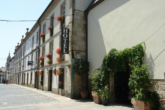 Costa Vella Hotel: Calle peatonal