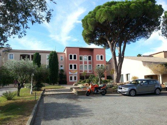 Residenz Club Maeva Saint-Raphael Valescure: Rezeption