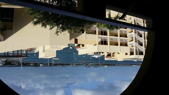 The Villas at Simpson Bay Resort & Marina: Balcony
