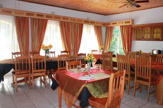 El Palmar Guest House: El Palmar Guesthouse Dining area