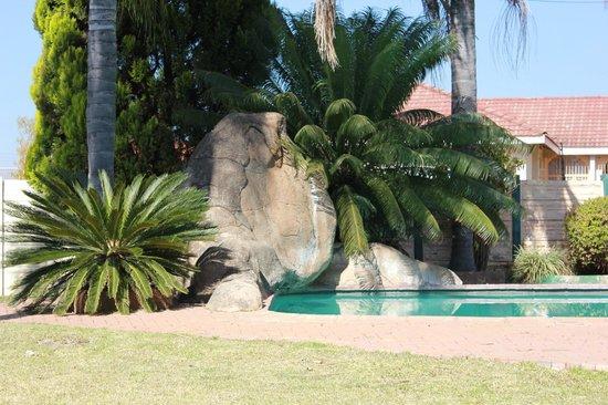El Palmar Guest House: El Palmar Guesthouse Swimming Pool