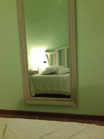 Le Camere di Filippo: La camera verde