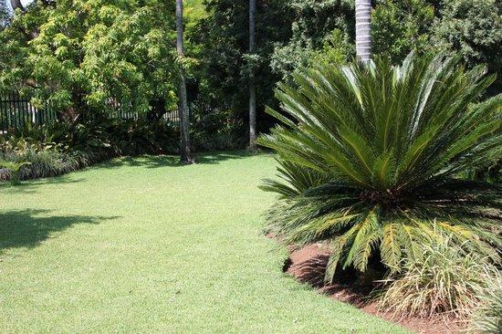El Palmar Guest House: El Palmar Guesthouse Garden