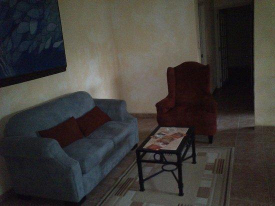 Buganvillas Hotel Suites & Spa : Living