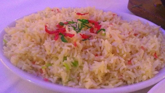 The Akash: Rice!