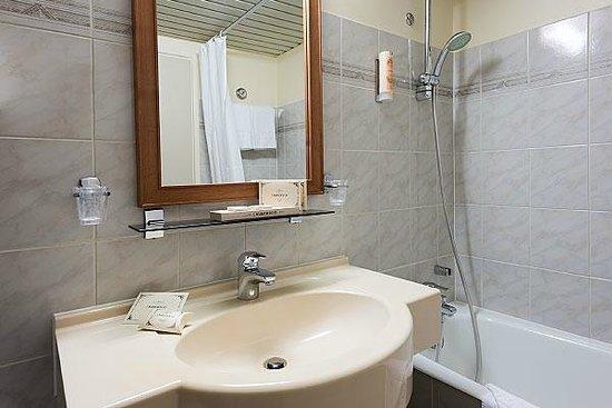 Hotel Magellan: salle de bain