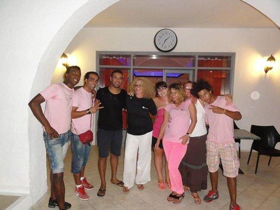 Hotel Cedriana: l'équipe géniale