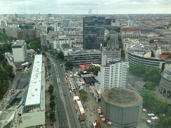 Waldorf Astoria Berlin : view