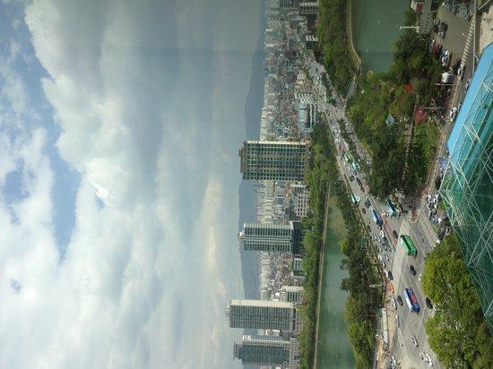 Lotte Hotel World: 部屋からの眺め
