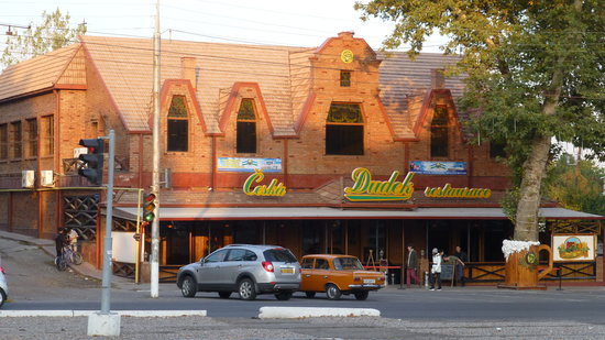 Dudek Brewery-Bar