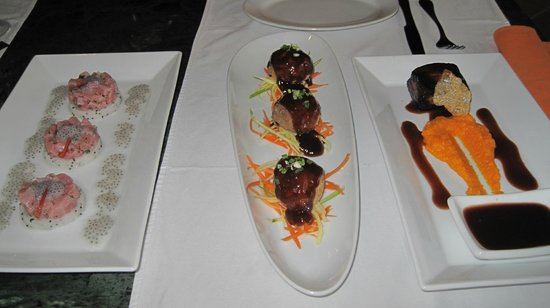 Outback Bar & Bistro: Appetizers
