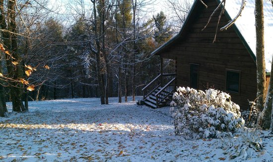 Parkway Cabins : Turkey Trot Cabin 10/25/13