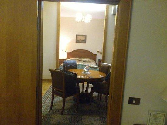 Arbat Hotel: Трехкомнатный номер