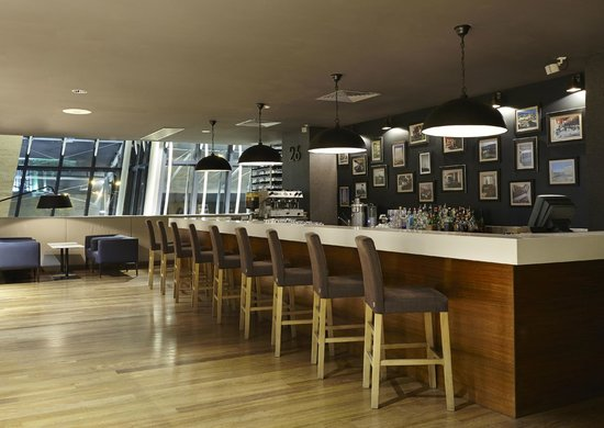 Holiday Inn Tbilisi: Biscuit Lounge Bar