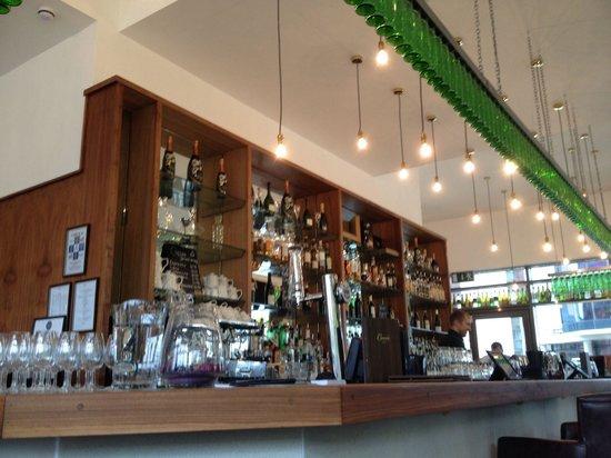 Cuvee Leeds: The bar