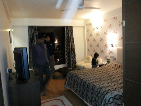 Honeymoon Inn Mussoorie : Super deluxe room