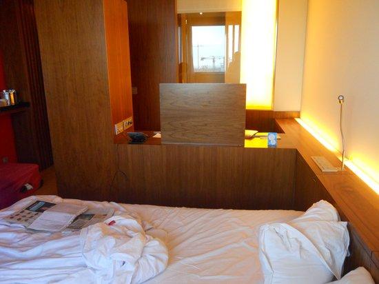 Hotel SB Diagonal Zero Barcelona: Deluxe double room